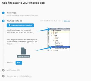 Add Push Notification in Flutter App via FireBase - Webapptiv Blog