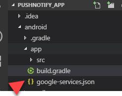 Add Push Notification in Flutter App via FireBase